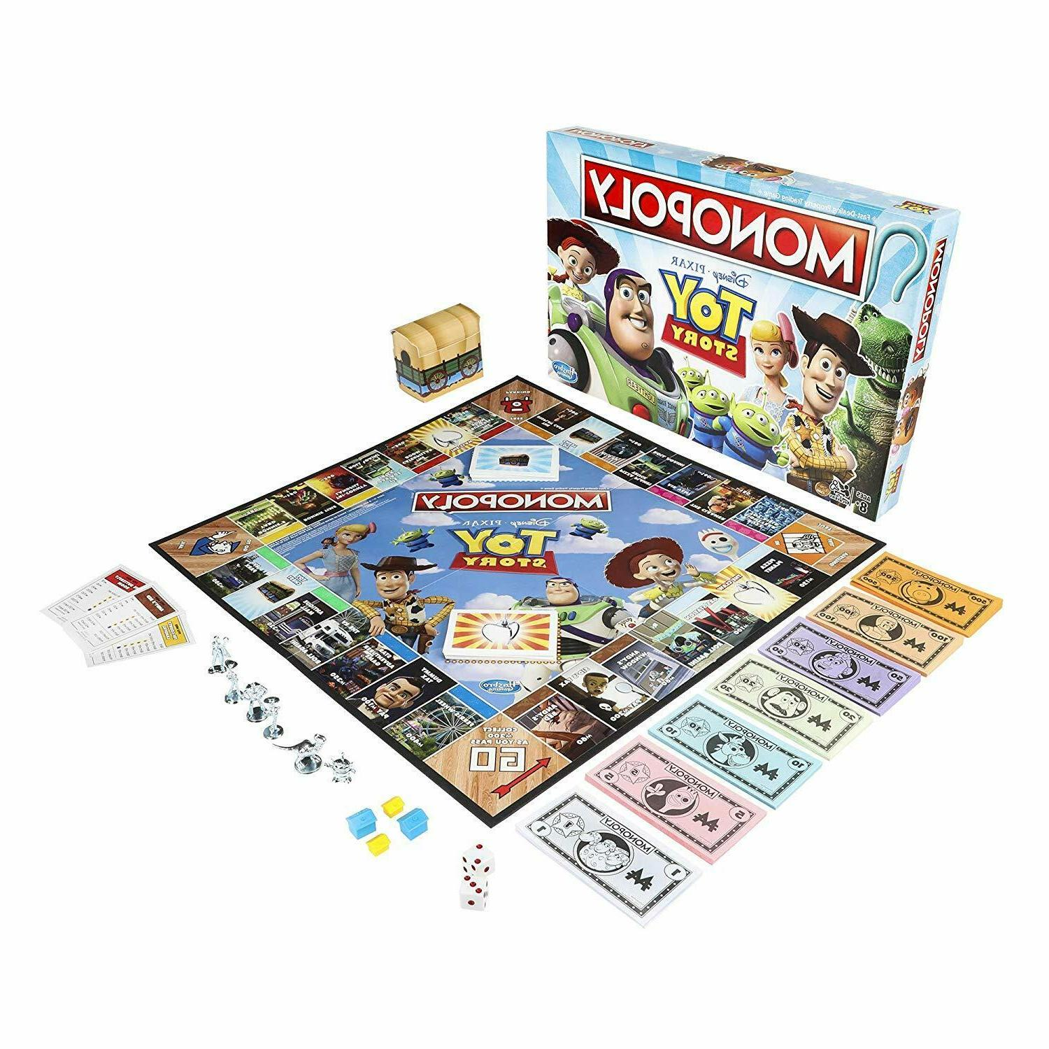 Monopoly Story Board NEW*