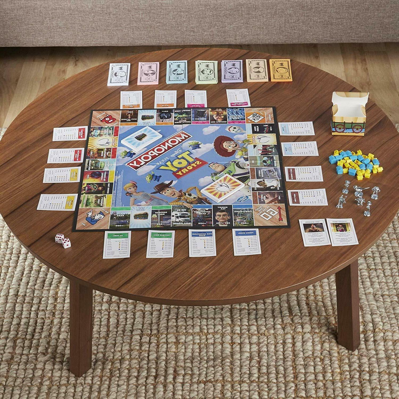 Monopoly Pixar Story NEW*