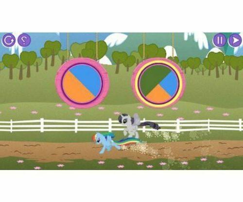 LeapFrog Pony for Learning Game NEW