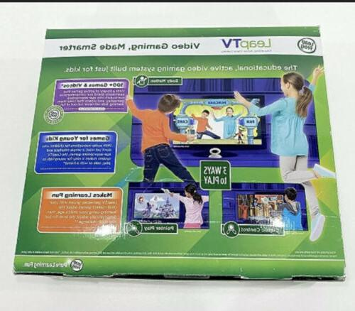 New LeapTV Video Gaming 3-8