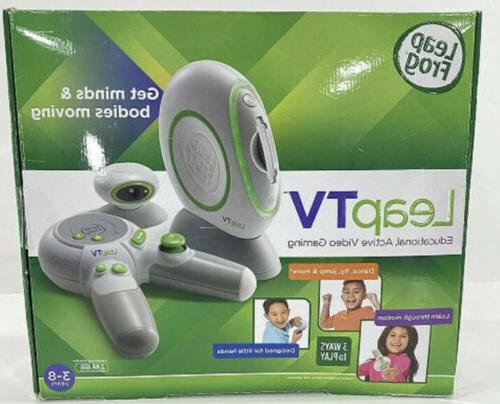 new leaptv educational video gaming system ages