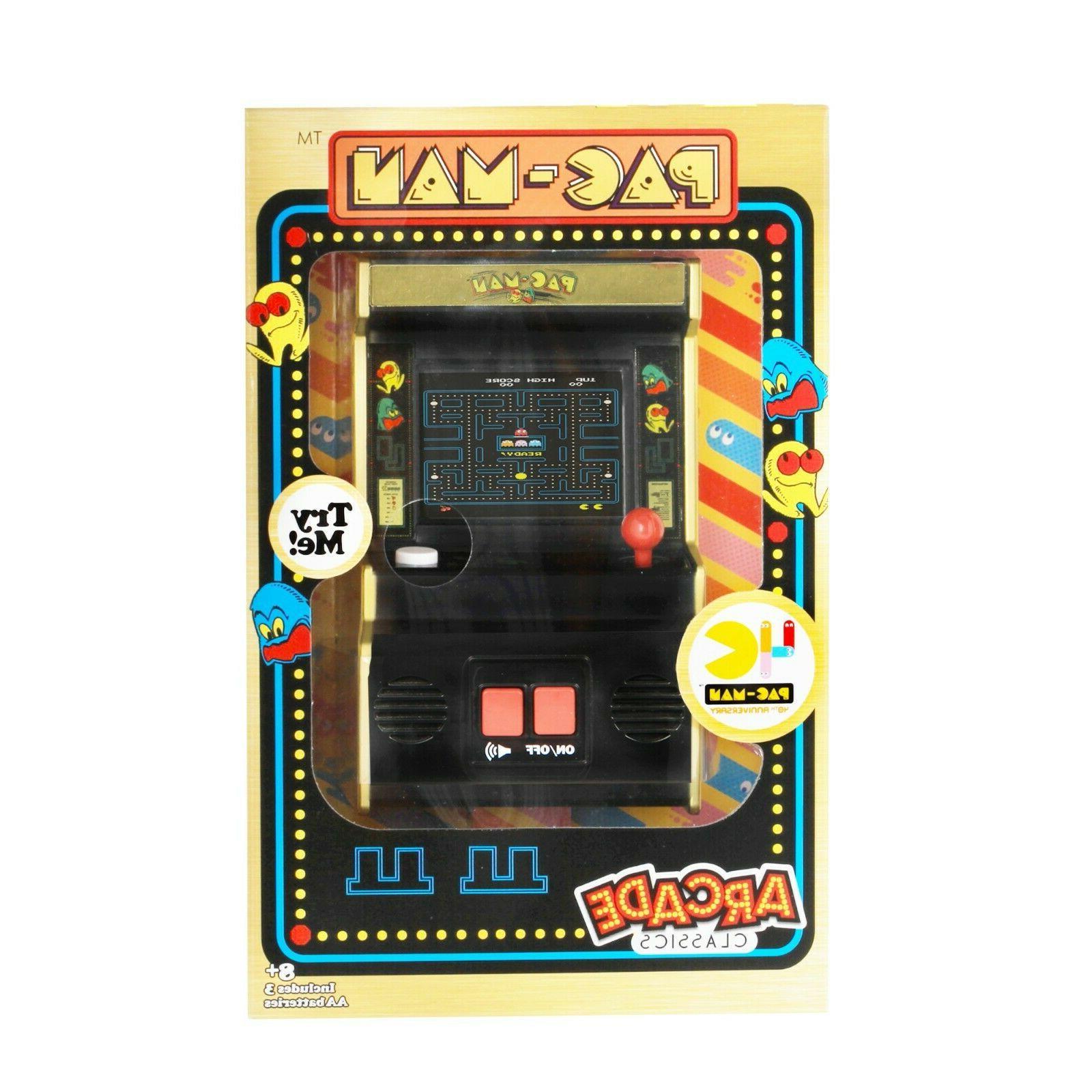 Arcade Classics 40th Aniversary Retro Arcade - Gold Edition