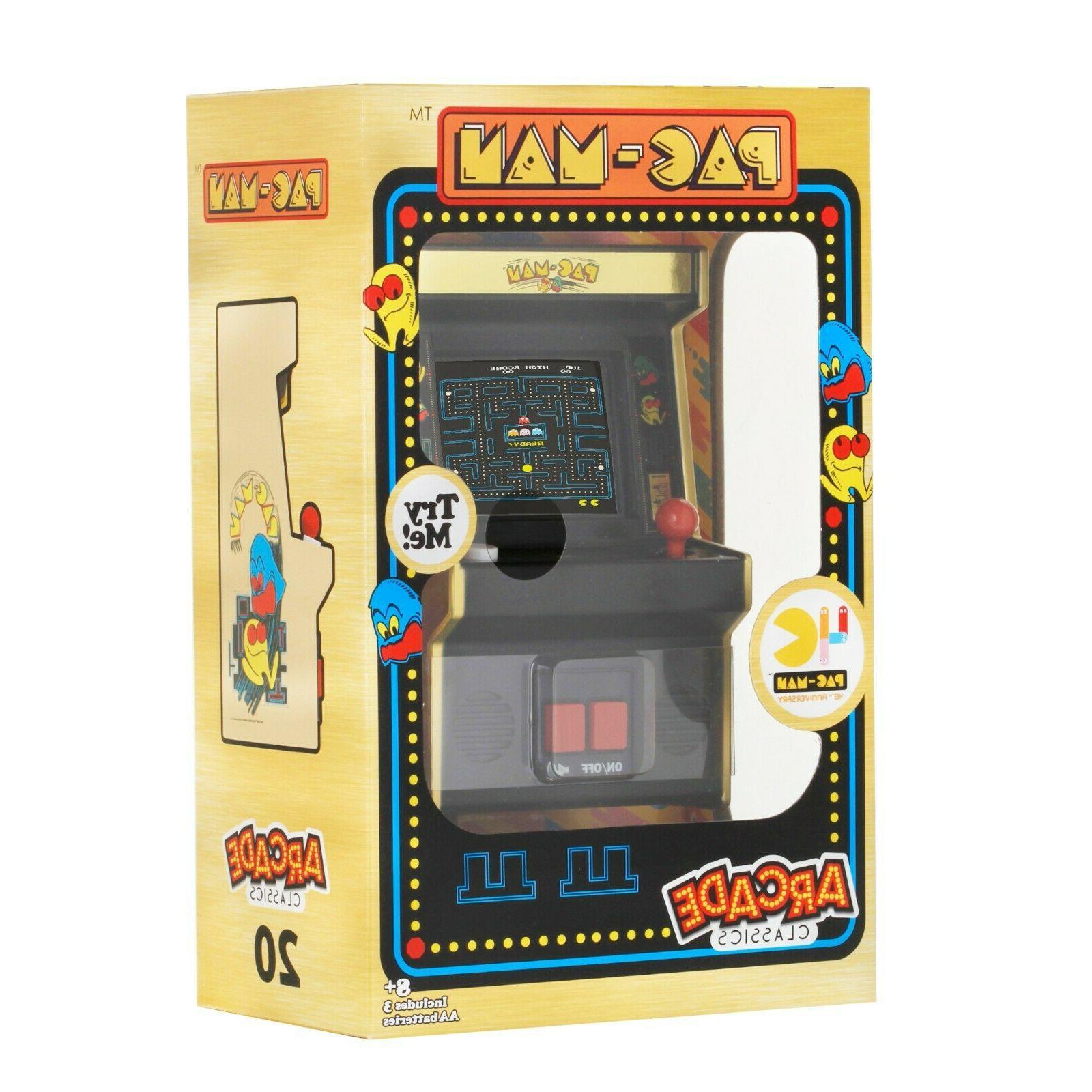 Arcade Classics - 40th Retro Mini Arcade Edition