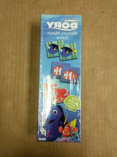 pixar finding dory memory match game