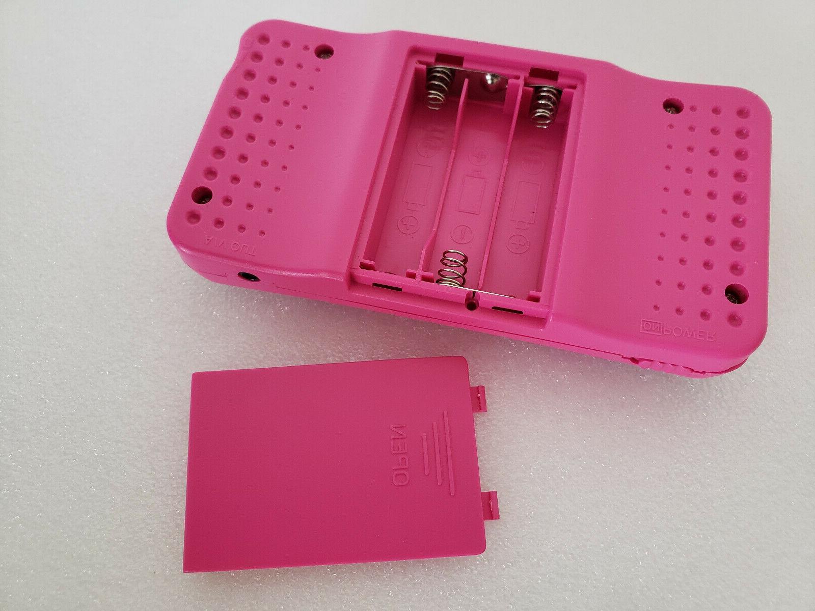 "QingShe Handheld for 2.5"" LCD Built in Games"