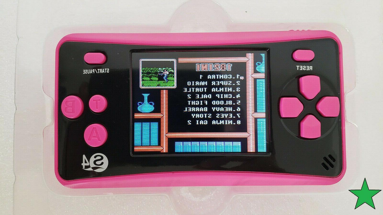 portable handheld games for kids 2 5