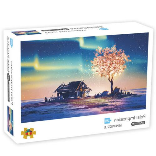 Puzzles Aurora Micro Jigsaw Puzzle Assembling