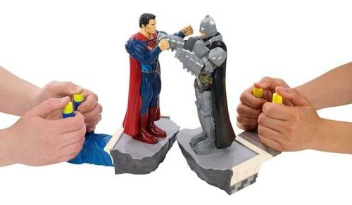 Rock'em Batman Superman Dawn