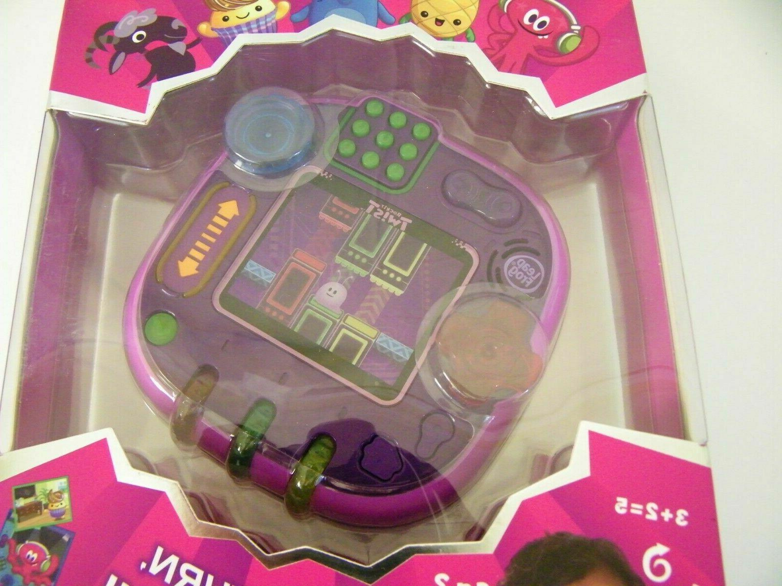 rockit twist kids handheld learning game system