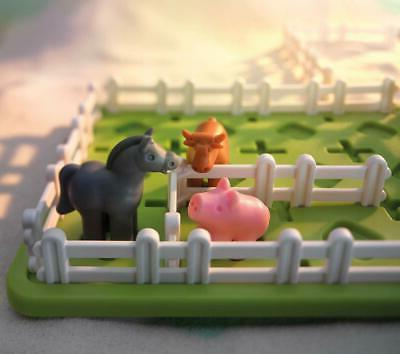 Smart Games Smart Farmer Logic Educational Travel Toy Kids Ages
