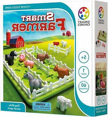 Smart Farmer Logic Game
