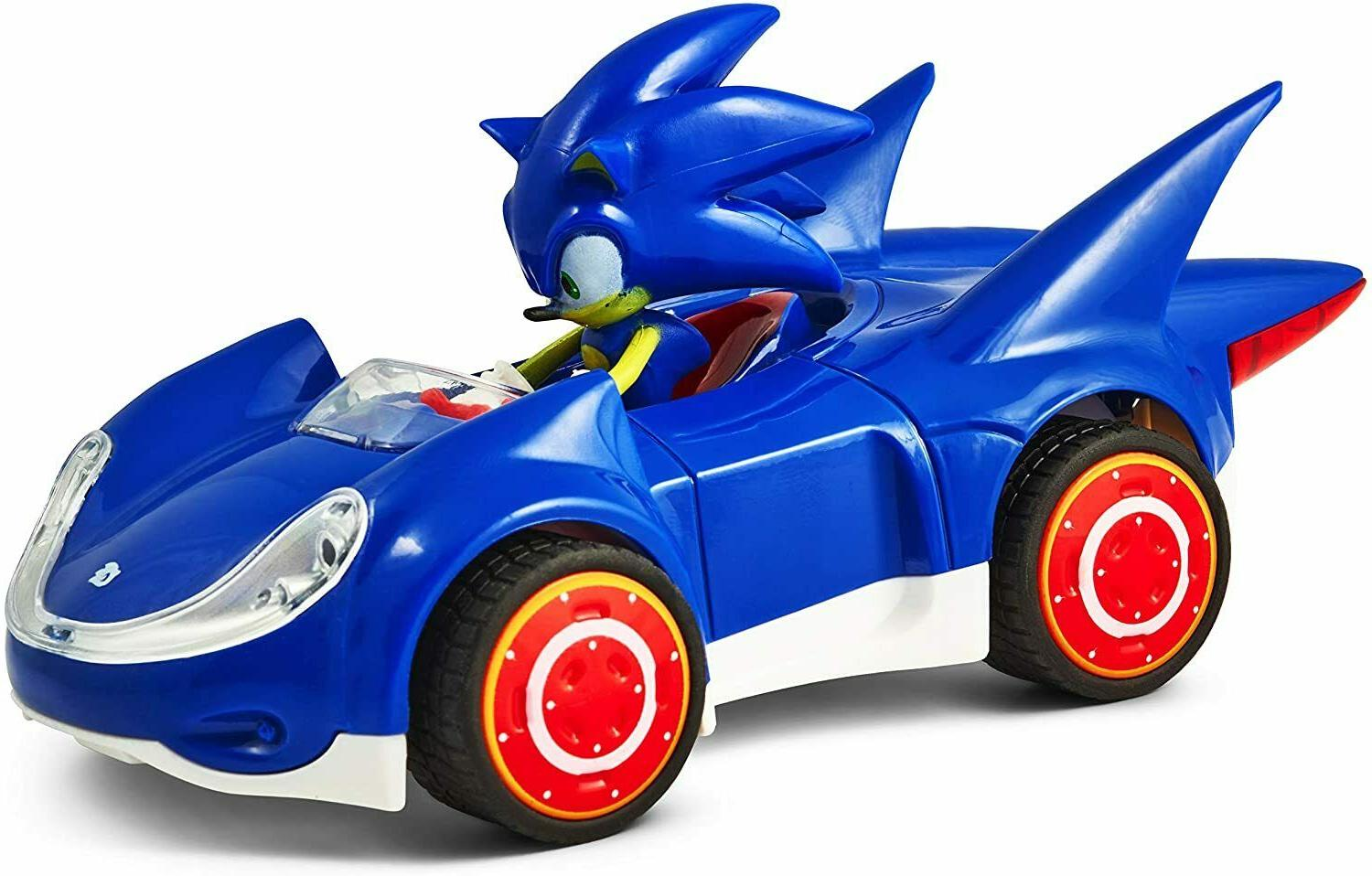 Sonic the Hedgehog All Star Action Car Toy