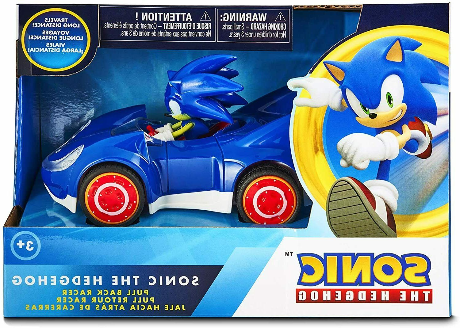 sonic the hedgehog all star racing pull