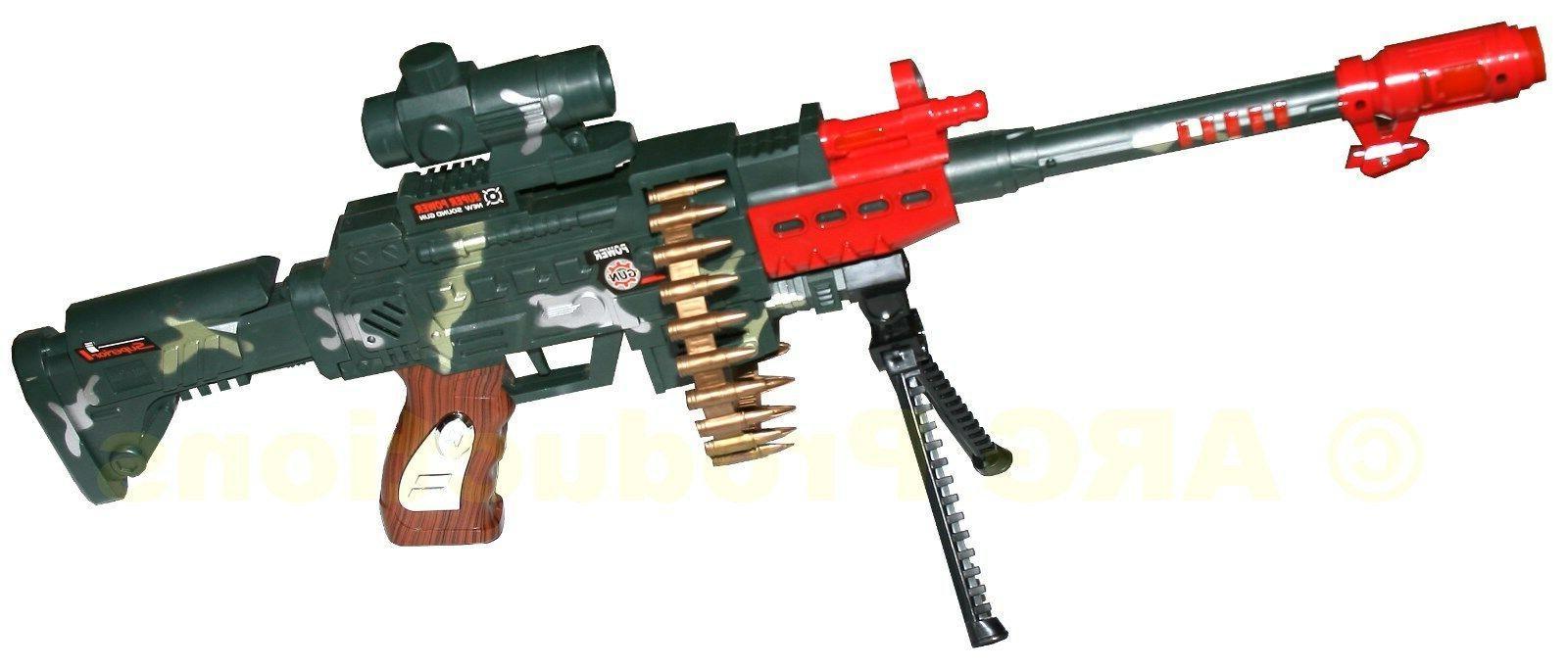 SOFT RIFLE CARBINE TOY KID BOY GUN GAME