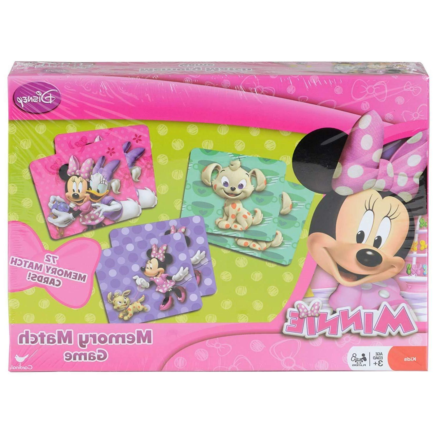 wonder forge minnie mouse matching game best