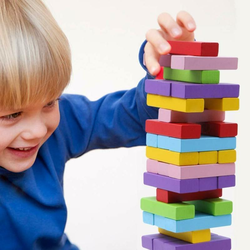 Wooden Stacking for Kids Gentle Monster