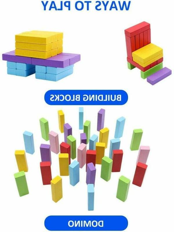 Wooden Stacking Board for Kids Gentle Monster Wooden