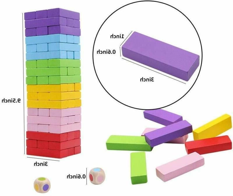 Wooden Stacking for Gentle Wooden