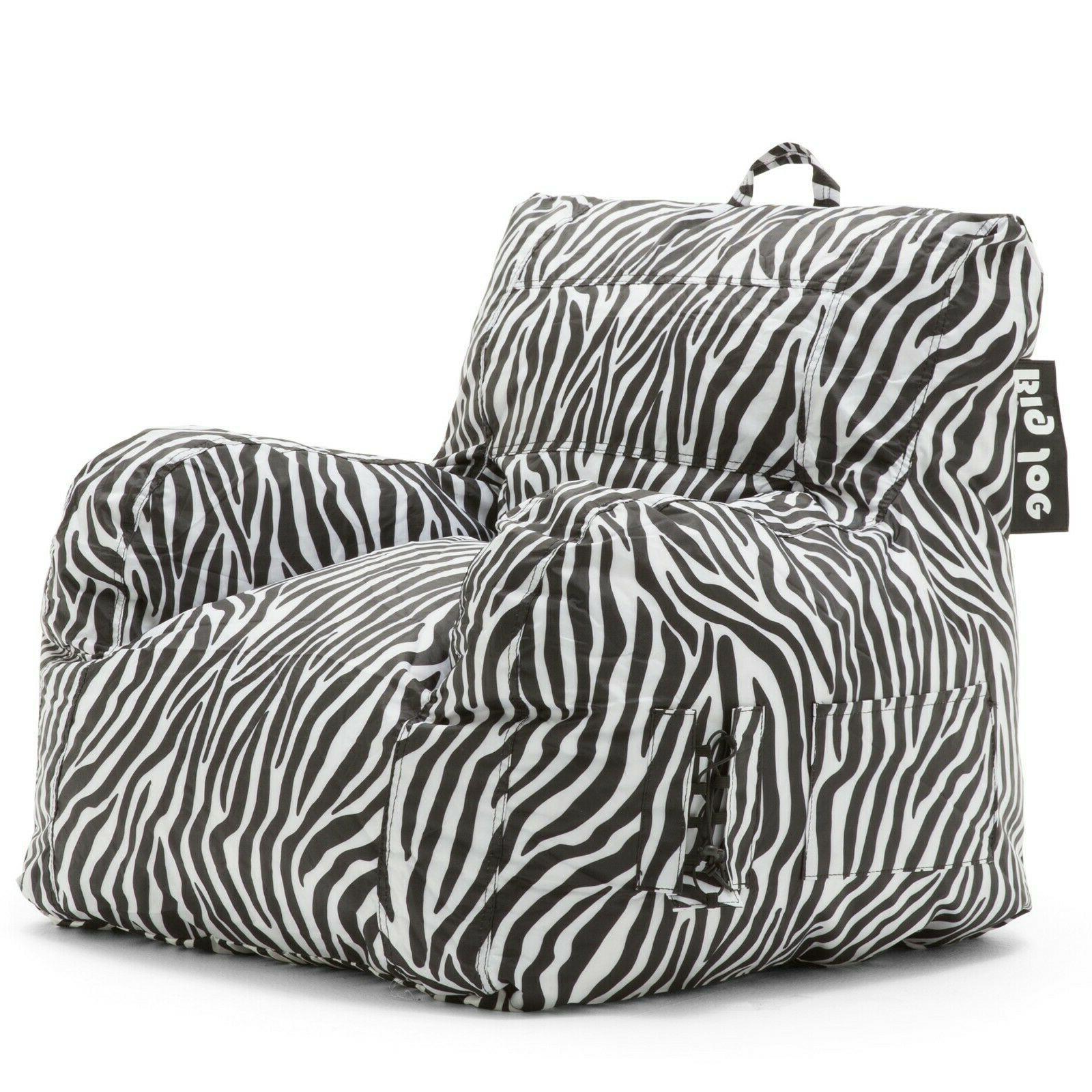 XL Big Joe Milano Bean Bag Cup Multiple Colors Comfort For Kids