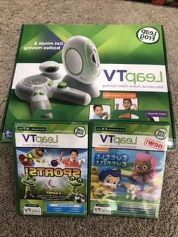 LeapFrog LeapTV Educational Video Gaming System