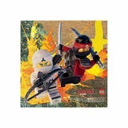 Lego Ninjago Movie Toy Video Game Ninja Kids Birthday Party
