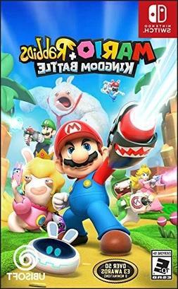 Mario + Rabbids Kingdom Battle - Nintendo Switch Standard Ed