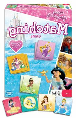 Disney Princess Matching Game Toy Game For Kids, Childrens