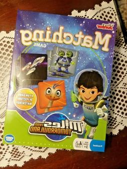 Miles from Tomorrowland Matching Game Disney Jr NEW Children