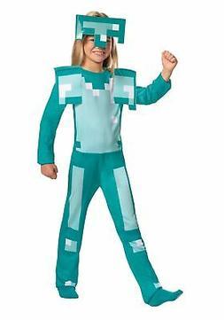 Minecraft Kids Armor Classic Costume