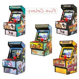 Mini Arcade Game 156 Classic Handheld Games Portable for Kid