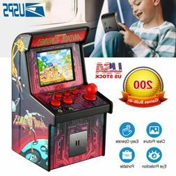 Mini Arcade Handheld Game Console Game Player 200 Classic Ga