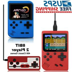Mini Retro Handheld Games Console System for Kids Xmas Class