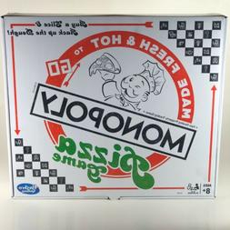 Monopoly Pizza Themed Board Game for Kids Ages 8 and Up By H