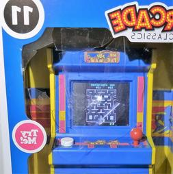 Ms. Pac-Man Mini Arcade Game Kids Toys Playing Child Fun Gam