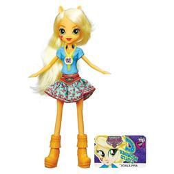 My Little Pony Equestria Girls Apple Jack Doll  New