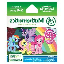 LeapFrog My Little Pony for LeapPad/LeapsterGS MATH Learning