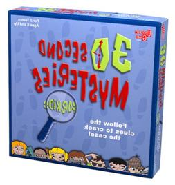 30 Second Mysteries Game for Kids NO TAX