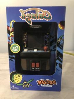 NEW Arcade Classics - Galaga Retro Mini Arcade Game Black Ha