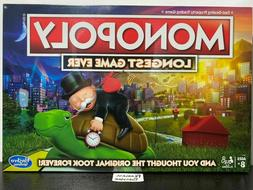Hasbro Monopoly Longest Game Ever Amazon Exclusive Board Gam