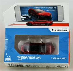 NEW - Hot Wheels Tesla Model S id Series1 Uniquely Identifia