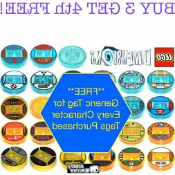 OEM Lego Dimensions Toy Tag Disc Base Game Minifig Sonic Har