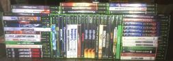 Original Microsoft XBOX You Pick & Choose Video Game Lot-Fac