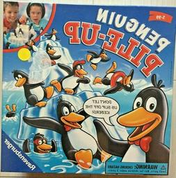 Penguin Pile Up Board Game