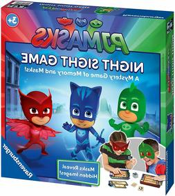Ravensburger PJ Masks Night Sight Board Kids Age 3 Years Up
