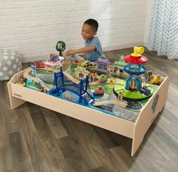 Play Table For Boys Toddler Kids Paw Patrol Toy Playset Town