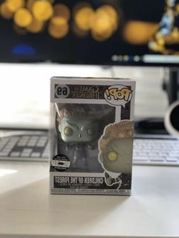 Funko Pop Game of Thrones Metallic Children of the Forest NY