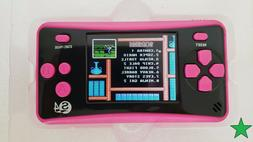 "QingShe Portable Handheld Games for Kids 2.5"" LCD Built in 1"