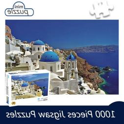 Aegean Sea Landscape Puzzles Jigsaw Adults Kids Assembly Puz