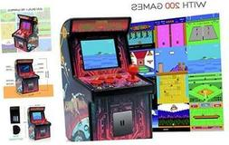 Retro Mini Arcade Game Portable Gaming Console for Kids with