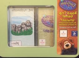 Road Trip Game! Illustrated Card Game of 20 Questions NEW!!